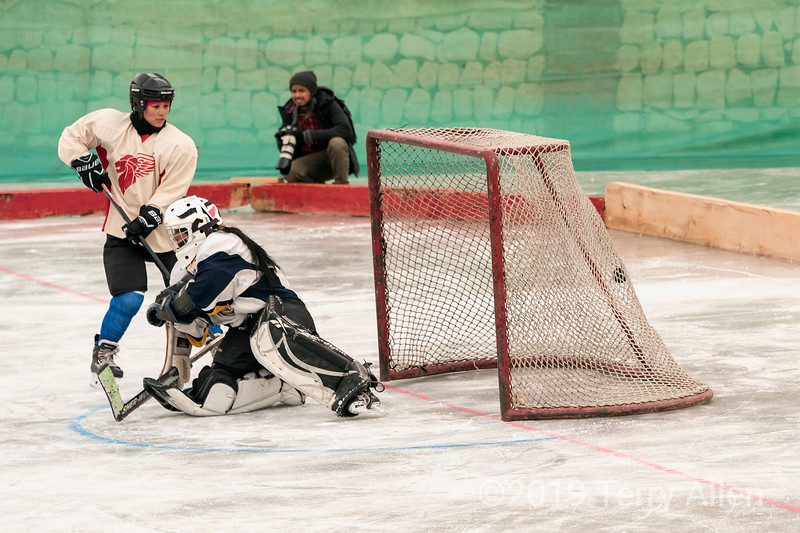 Score, Ladakh women's hockey team, 5th Hai Hockey Championship, Leh, Ladakh