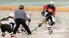 Face-off, Ladakh women's hockey team, 5th Hai Hockey Championship, Leh, Ladakh