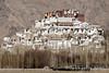 Thikse Gompa, Gelugspa Tibetan Buddhist Monastery, Indus River, east of Leh, Ladakh