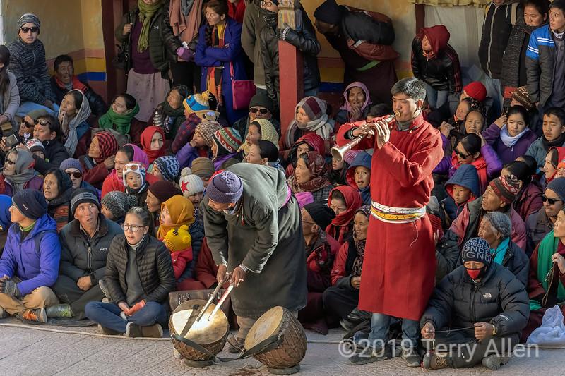 Gustor festival musicians