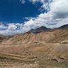 The road up Fotu La
