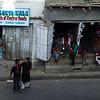 Kargil's main bazaar