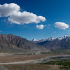 A view of the Zanskar Valley