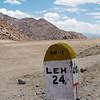 Approaching Leh along the NH1