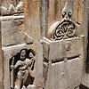 Carvings on the Tripura Sundari Devi Temple