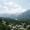 View of the Beas Valley from Naggar Castle