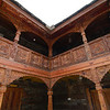 Courtyard of the Naggar Castle