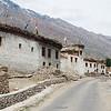 Passing through the village of Sani