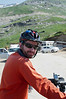 Cycling up Rohtang Pass