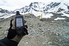 GPS reading at Shingo La Pass