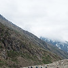 Villagers on the way from Zanskar to Manali for an annual supply run