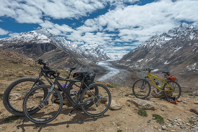 Great Ladakh Zanskar Kashmir Bicycle Trip 2016