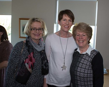 Mo Carroll, Ann Marie Lally and Geraldine Cassidy