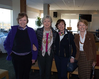 Clare Pippet, Mary Rose Delahunt, Mary Quirke and Noeleen Meehan