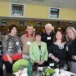 Lisa Robbins, Christi McGown, Tom Sherman, Dana Craig, Joe and Kristen Stuedle, Jane Lockhart.