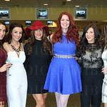 Brooke Vernon, Stephanie  Bristow, Rashna Carmicle, Carrie Ann Smith, Joy Fow and Jacky Ruch.
