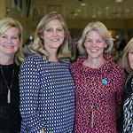 Jane Stewart, Valerie Ducas , Amy Miller and Kathy Bloch.