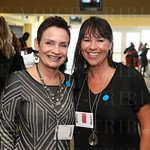 Leah Bruin and Tammy Rhein.
