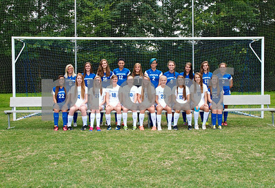 Lady Indian Soccer Team Pictures