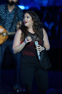 Lady Antebellum live at DTE on 6-30-2017. Photo credit: Ken Settle