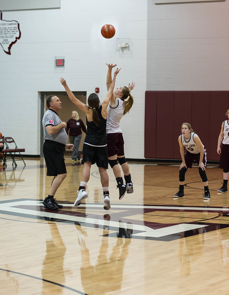 Lady Lopes Scrimmage, vs Plains and Whitharrel, 11-3-2015