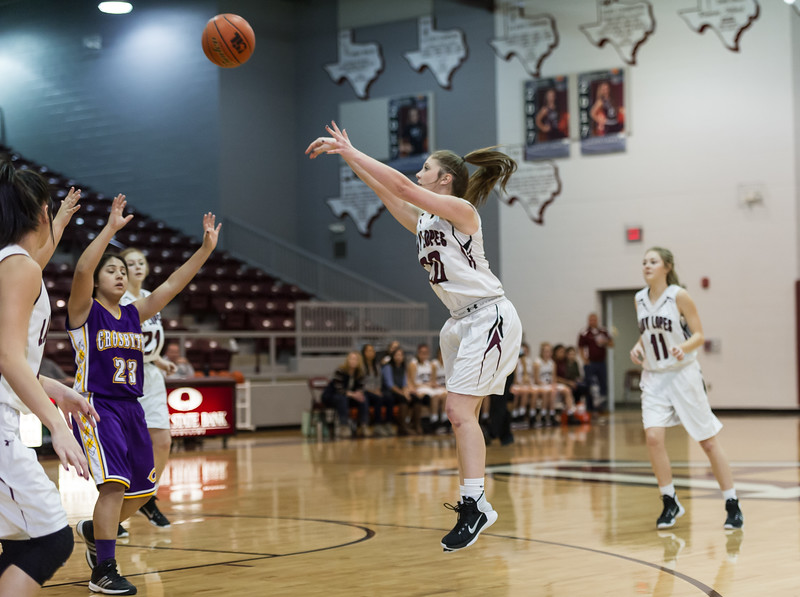 Lady Lopes Jv vs Crosbyton, 1-20-2017
