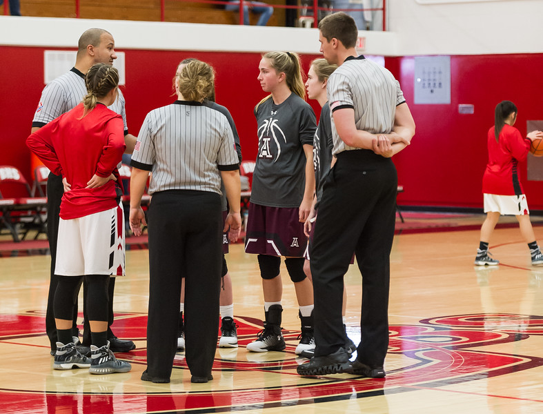 Lady Lopes vs Brownfield, 11-12-2016