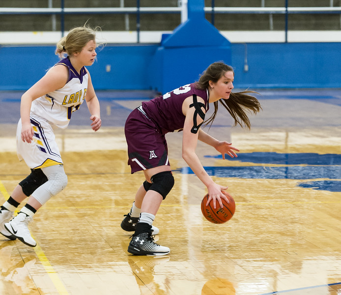 Lady Lopes vs River Road, Caprock Classic, 12-31-2016