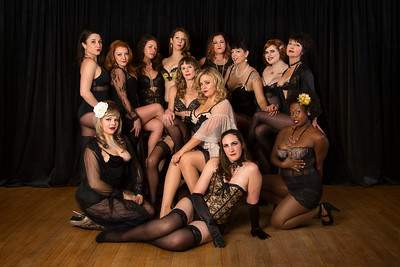 Lady Luck Burlesque