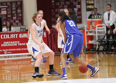 Lady Wamps Hoophall Classic 2013 Part 2