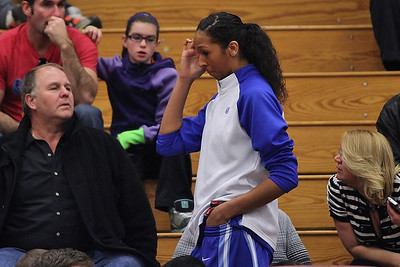 Lady Wamps In the Hoophall Classic 2013 Part 1