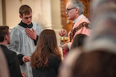 _NIK1557 Lent St  Peters Steubs LatinMass  Laetere