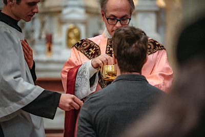 _NIK1555 Lent St  Peters Steubs LatinMass  Laetere
