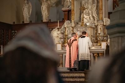 _NIK1572 Lent St  Peters Steubs LatinMass  Laetere