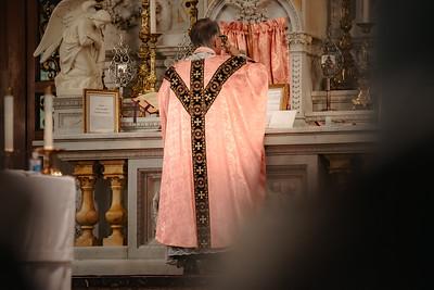 _NIK1576 Lent St  Peters Steubs LatinMass  Laetere