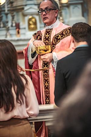 _NIK1551 Lent St  Peters Steubs LatinMass  Laetere