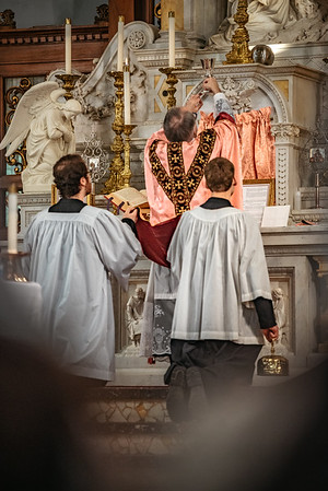 _NIK1537 Lent St  Peters Steubs LatinMass  Laetere