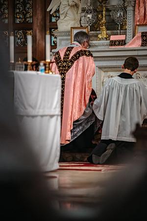 _NIK1513 Lent St  Peters Steubs LatinMass  Laetere