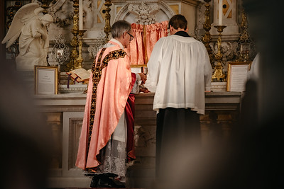 _NIK1575 Lent St  Peters Steubs LatinMass  Laetere