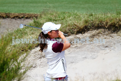 Laetitia Beck - 2015 LPGA Australian Open