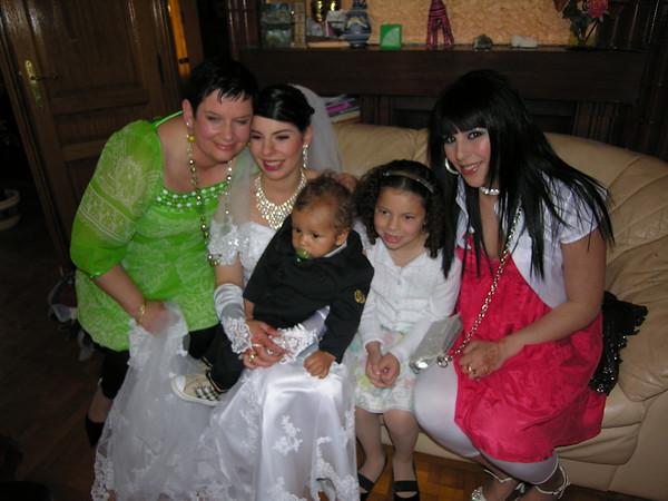 Laetitia's Big Fat French-Algerian Wedding!