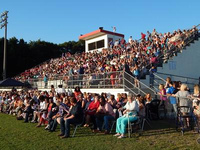 Lafayette High School 2015 graduation
