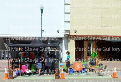 Park(ing) Day, Downtown, Lafayette, Louisiana 09212018 014