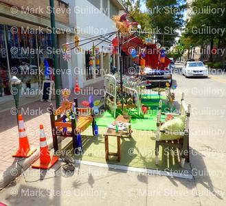 Park(ing) Day, Downtown, Lafayette, Louisiana 09212018 026