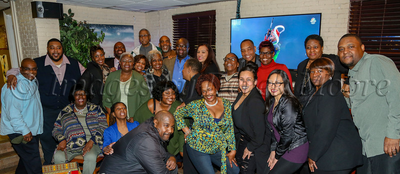 Lafayette Moore's Retirement Party