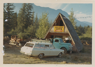 Laforce Collection: Building Creekside, 1960s
