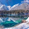 Primo Lago di Fusine - foto n° 030410-962859
