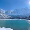 Secondo lago di Fusine - foto n° 251003-391023#