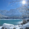 Secondo lago di Fusine - foto n° 251003-385558