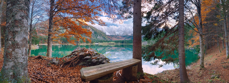 Secondo lago di Fusine - foto n° 221015-548048